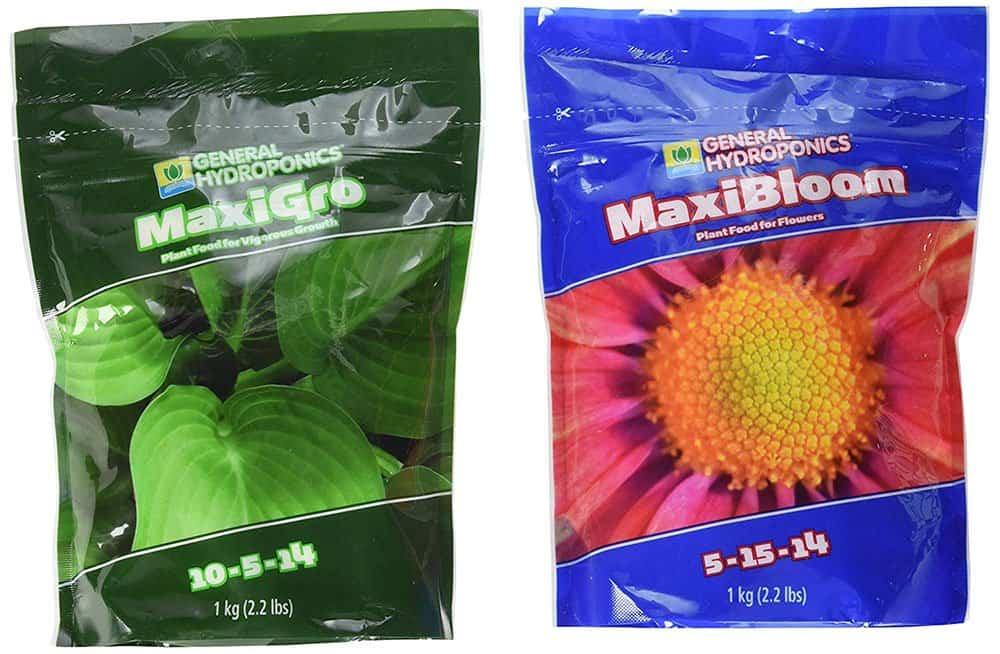 hydroponic nutrients general combo fertilizer
