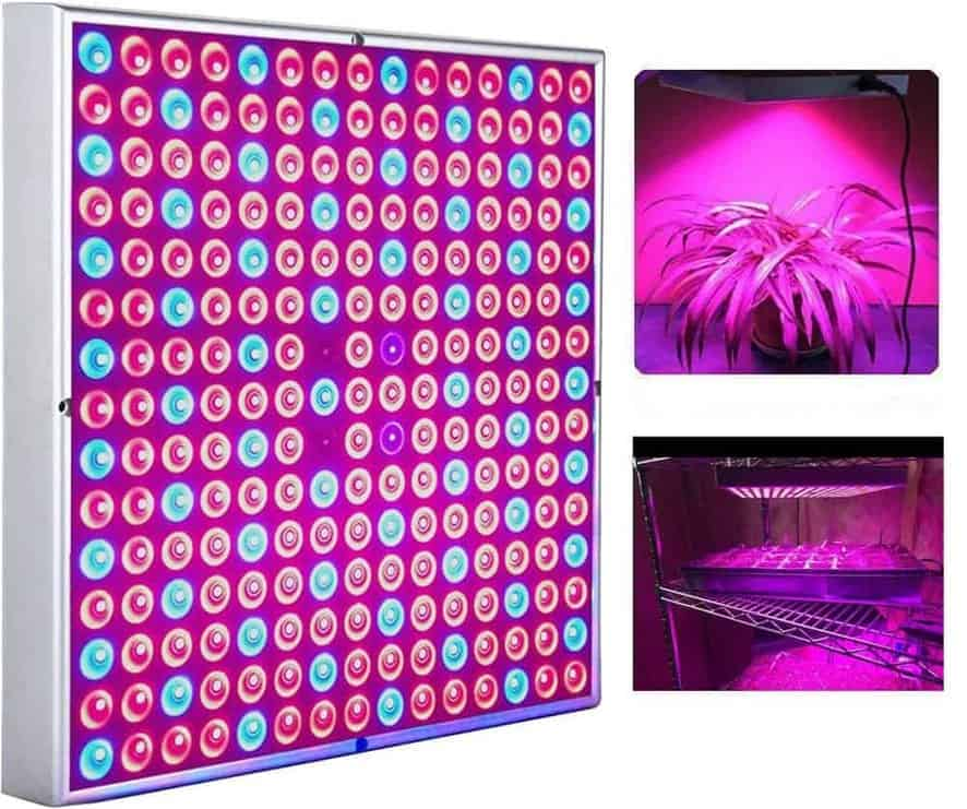 Osunby LED Grow Light for Indoor Plants