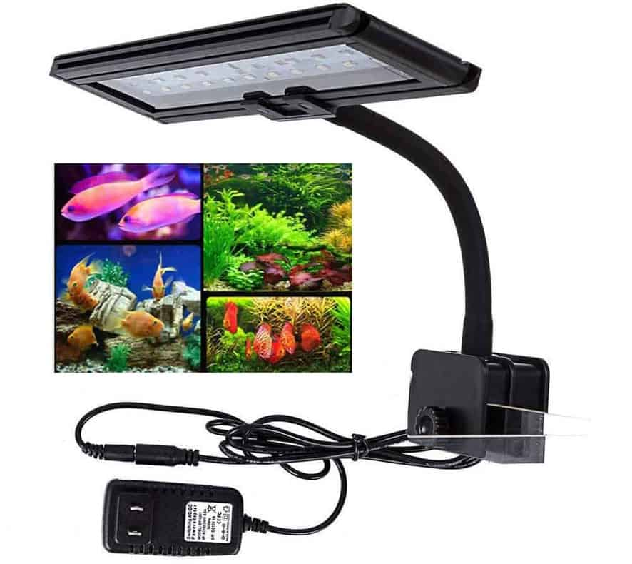 Hygger Aquarium Clip On Grow Light