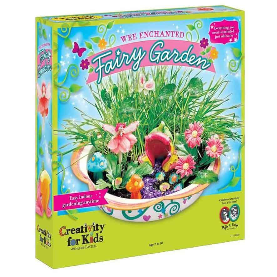 Creativity for Kids Indoor Garden Kit Fairy garden