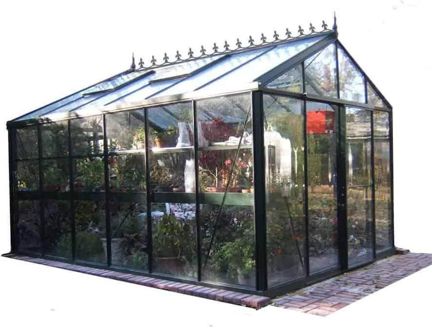 Exaco Royal Victorian Greenhouse