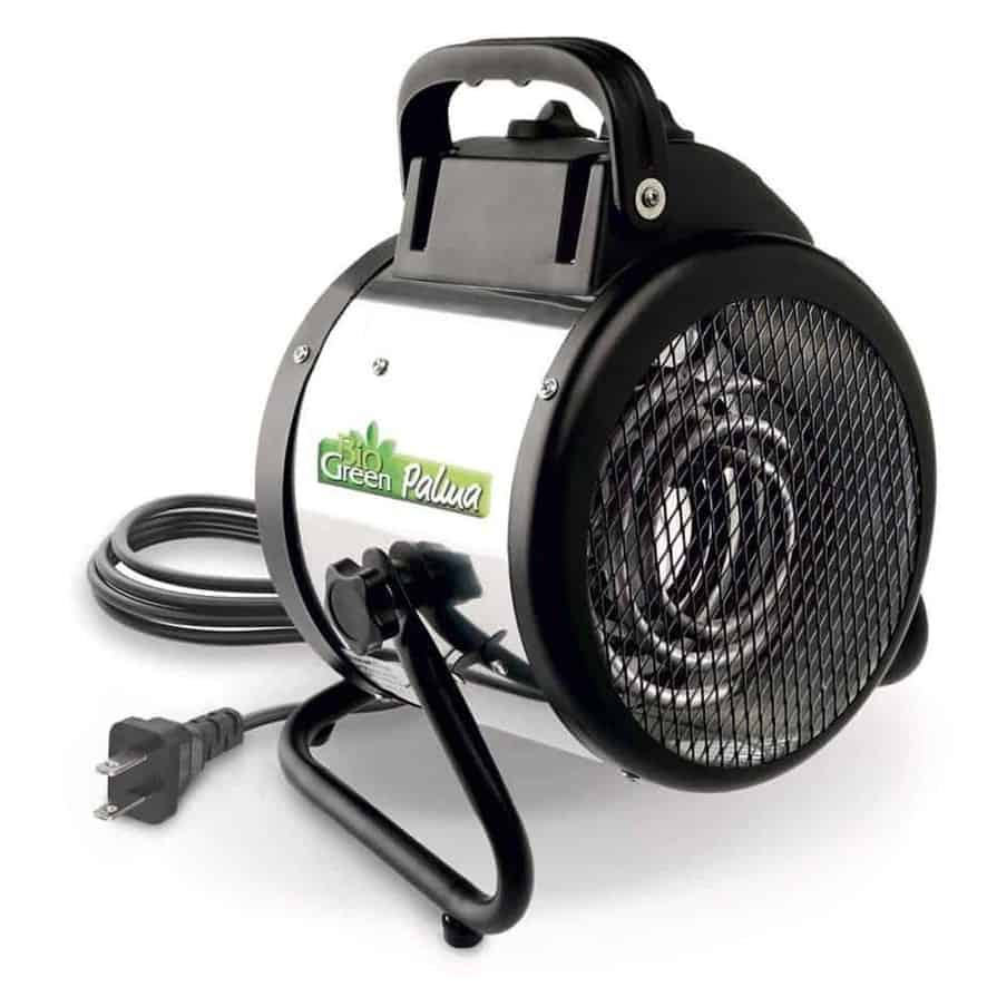 bio green pal basic electric fan heater