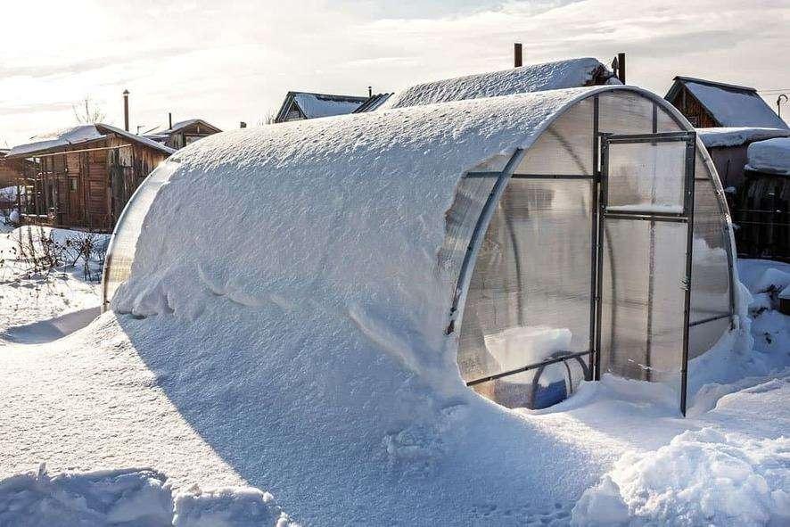 Start a Greenhouse: Longer Growing Season