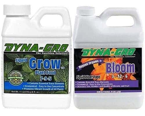 Dyna-Gro Liquid Grow & Liquid Bloom Fertilizer