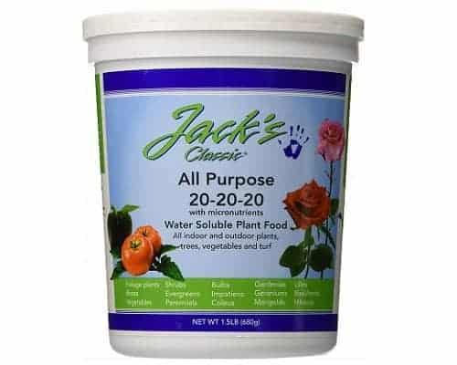 Jack's Classic All Purpose Fertilizer