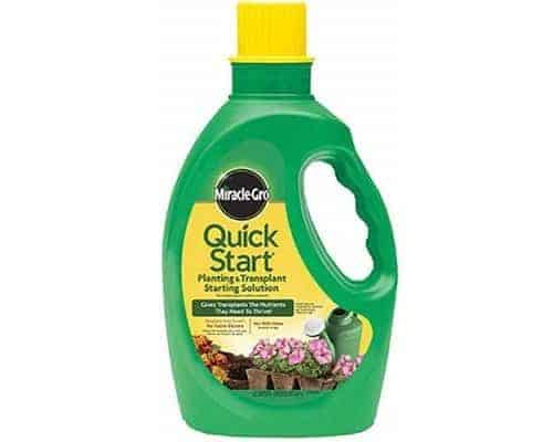 Miracle-Gro Quick Start Solution Fertilizer