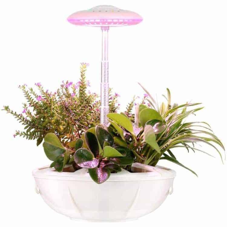 G/J/F LED Intelligent Hydroponic Vegetable Pot