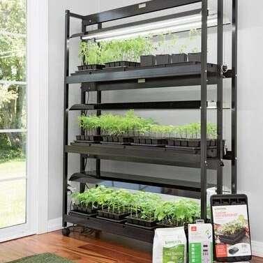 LED Sunlite 3-Tier Garden Starter Kit