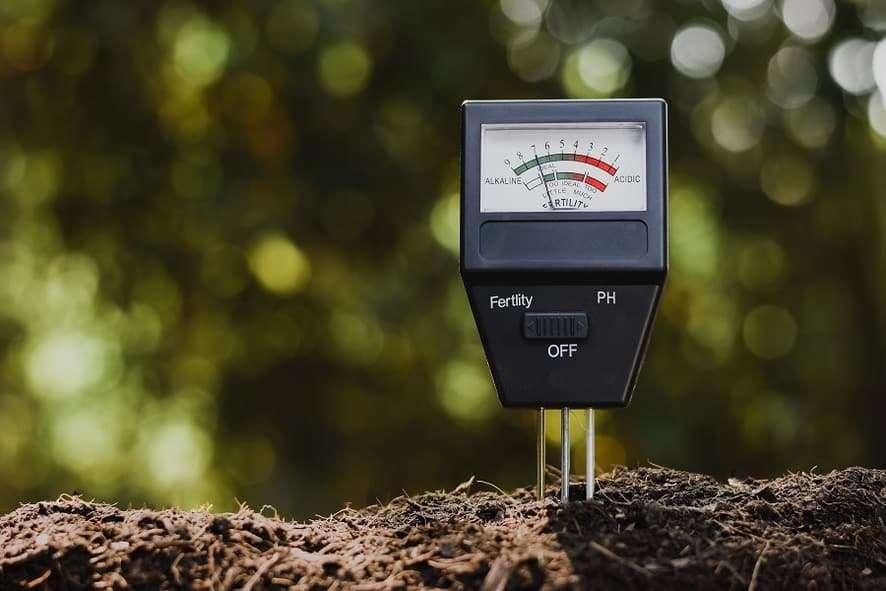 Indoor Gardening Soil Meter Tool