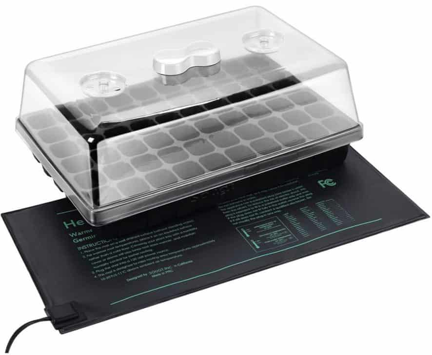 Indoor cloning kit for plants