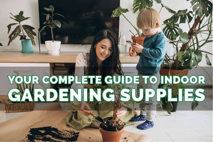 Indoor Gardening Supplies Complete Guide