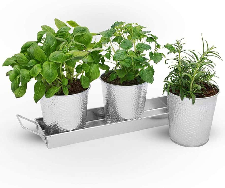 Windowsill pot kit