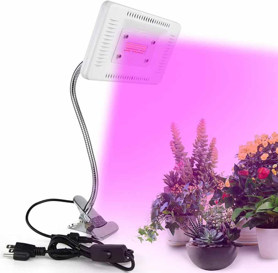 50W Clip On Grow Light