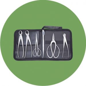 Recommended Bonsai Tool Set