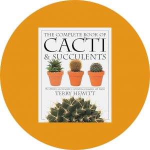 Recommended Cacti & Succulent Book