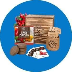 Recommended Indoor Pepper Garden Kit