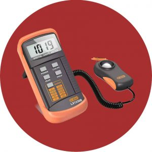 Recommended Plant Light Meter