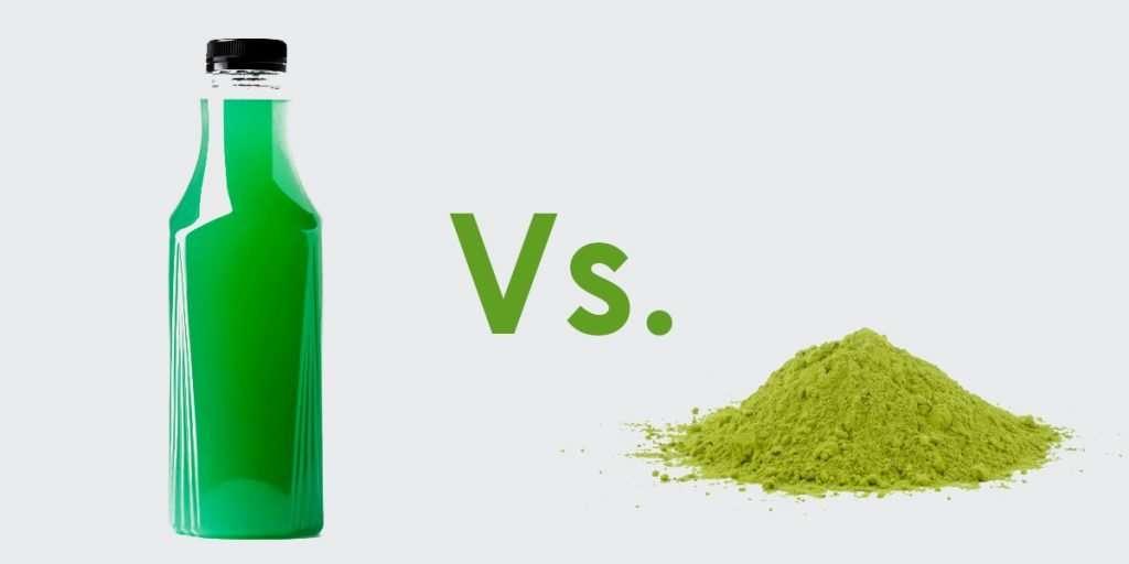Liquid vs. Powder Plant Nutrients