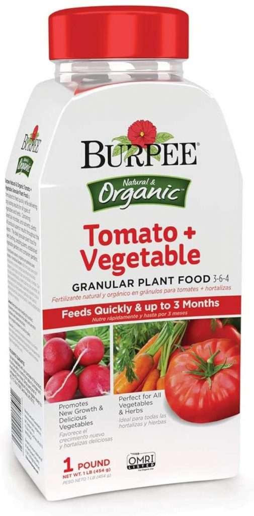 Burpee Fertilizer