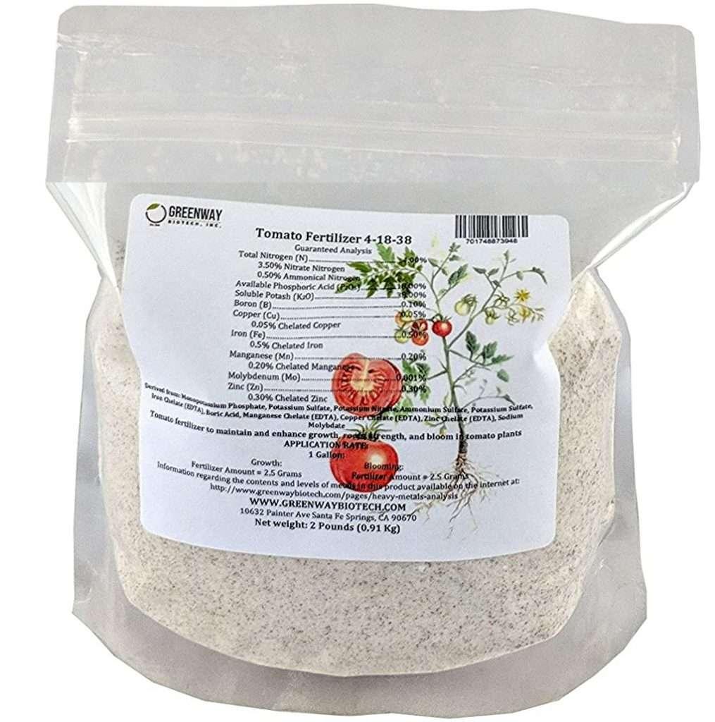 Greenway Biotech Tomato Fertilizer