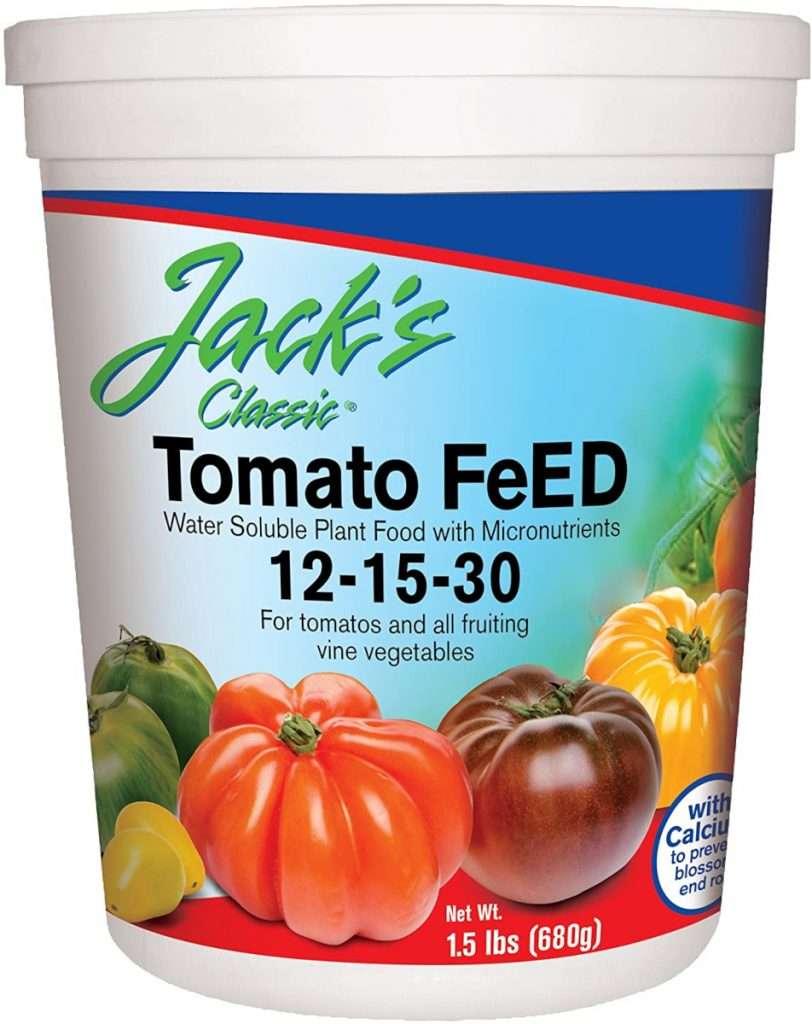 Jack's Tomato Feed