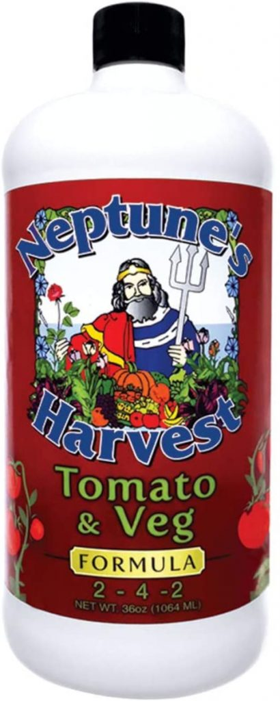 Neptune's Harvest Tomato & Veg Formula
