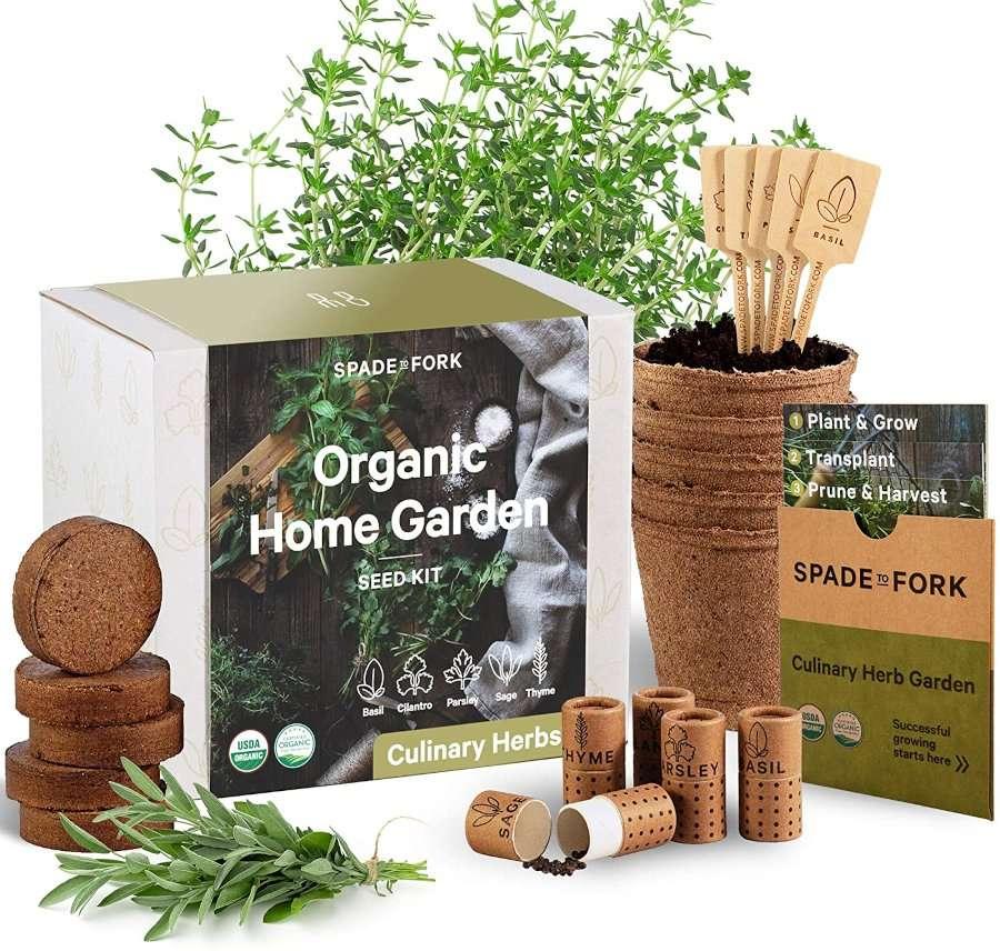 Spade to Fork Organic