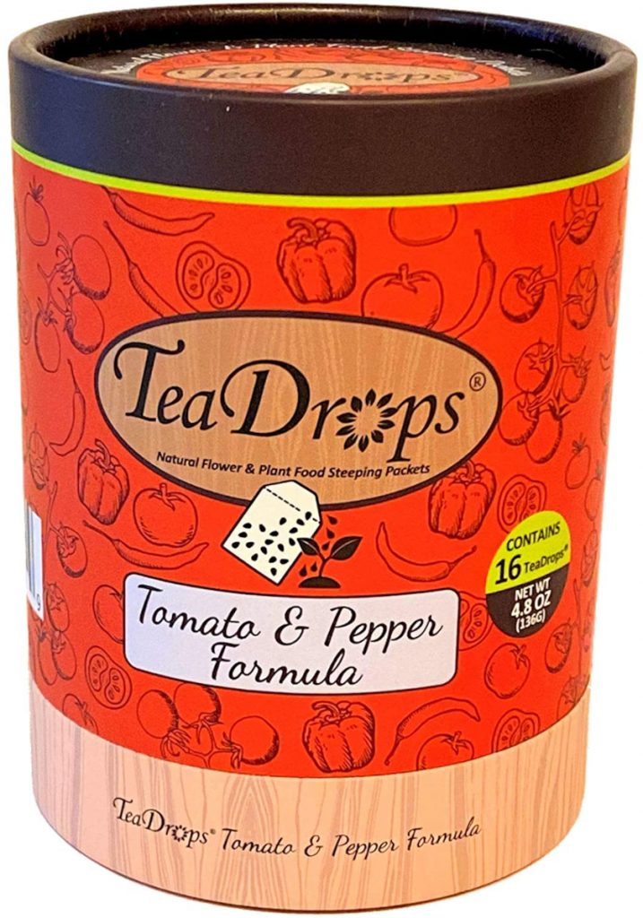 TeaDrops Tomato & Pepper