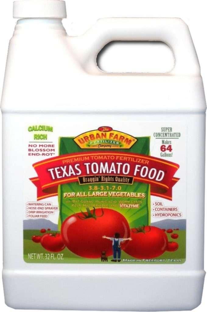 Texas Tomato Food